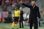Zidane tiếc khi Real không ghi bàn nhiều hơn