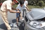 Phải làm gì để được nhận bảo hiểm xe sau tai nạn giao thông