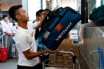 U20 Việt Nam thất lạc hành lý ở Đức