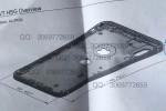 Thêm bản vẽ iPhone 8: Camera kép dọc, cảm biến vân tay mặt sau