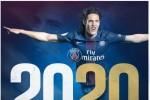 Cavani chính thức gia hạn hợp đồng với PSG
