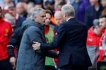 Mourinho: 'Arsenal chỉ may, chứ đâu có hay hơn MU'
