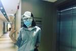 Thư Kỳ băng bó mặt sau khi điều trị da liễu kéo dài không khỏi