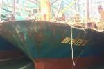 Huyện Phù Mỹ bức xúc tàu bị tráo vỏ thép, thiết bị