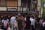 Lâm Tâm Như và Hoắc Kiến Hoa tay trong tay đi du lịch Nhật Bản