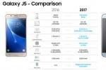 Galaxy J5, J7 mới giống S7, nâng cấp camera