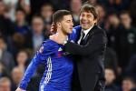 Không sang Real, Hazard ở lại làm 'vua' Chelsea