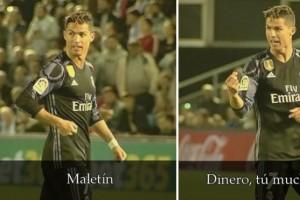 Ronaldo tố cầu thủ Celta Vigo nhận tiền từ Barca