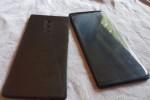 Bản mẫu Galaxy Note 8 hé lộ cảm biến vân tay đặt dưới màn hình