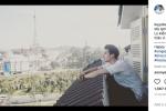 Sau 3 năm yêu Hoàng Oanh, Huỳnh Anh bất ngờ đăng status thông báo đang độc thân