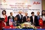 Ba lần 'bay' vào thị trường Việt Nam bất thành của AirAsia