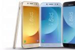 Galaxy J mới ra mắt: Dáng giống S7, cấu hình trung bình