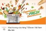 Tuần sau, cửa hàng đầu tiên của 7-Eleven khai trương ở Sài Gòn