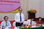 Hiệp thương cử Chủ tịch MTTQ Việt Nam thay ông Nguyễn Thiện Nhân