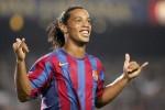Lộ lý do MU không thể có Ronaldinho