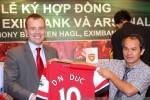 LĐBĐ Đông Nam Á chỉ ra lý do Arsenal chia tay HAGL