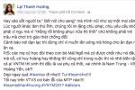 """Lộ tin nhắn Lại Thanh Hương tố Cao Thiên Trang """"thả thính"""" bạn trai mình và cả người yêu Chà Mi?"""