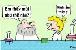 Thầy giáo hóa học 'bá đạo'