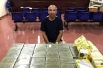 Cảnh sát phục kích bắt trùm ma túy đất Cảng