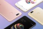 Xiaomi Mi 5X ra mắt với camera kép độc đáo