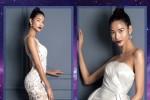 Hoàng Thùy chính thức thi Hoa hậu Hoàn vũ Việt Nam 2017