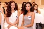 Hương Ly thi Hoa hậu Hoàn vũ Việt Nam, bị nghi phẫu thuật thẩm mỹ