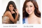 Chưa đầy 1 tuần, Mỹ Linh đã vươn lên đứng đầu Top thí sinh được bình chọn nhiều nhất Miss World với tỉ lệ áp đảo