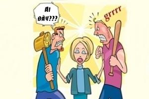 Vợ biến thành người yêu của bạn thân
