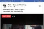 'Cô Ba Sài Gòn' bị livestream trái phép: Ngô Thanh Vân bật khóc