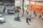 Bắt băng nhóm chuyên sử dụng môtô phân khối lớn trộm xe ở Sài Gòn