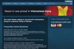 Steam bán game bản quyền giá rẻ, thanh toán bằng tiền Việt