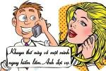 Vợ nổi đóa khi chồng đòi chờ tan sở
