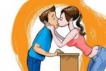 Hôn nhau có hại cho sức khỏe