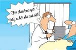 Bác sĩ 'đứng hình' trước câu hỏi lạ của bệnh nhân