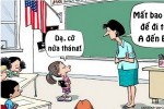 Cô giáo choáng váng trước tài tính toán của học trò