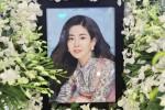 Người thân, đồng nghiệp tiễn biệt Mai Phương