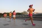 Năm cô gái đam mê chinh phục đường chạy