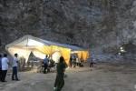Sập mỏ đá ở Điện Biên, 2 người chết, 1 người mất tích