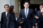 Cơ quan công tố Hàn Quốc xin lệnh bắt 'thái tử Samsung'