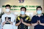 Ba bệnh nhân tổn thương phổi khỏi Covid-19
