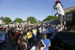 Người biểu tình Mỹ được khuyên xét nghiệm nCoV