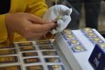 Vàng SJC tăng hơn trăm nghìn đồng mỗi lượng